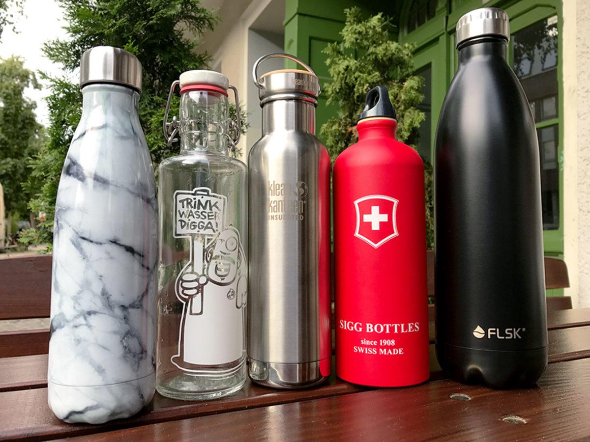 Der Trend zur Flasche (Bild: Thorsten Claus)