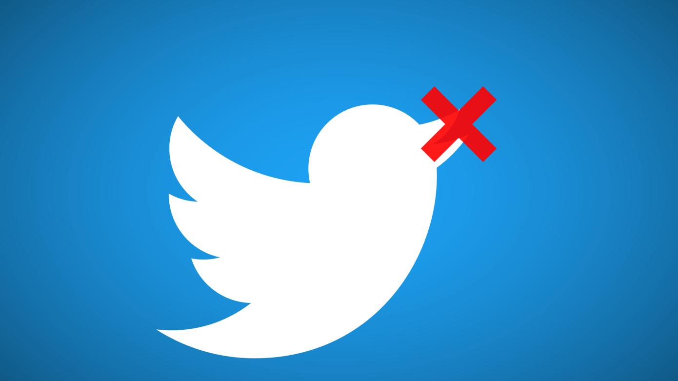 Bei Twitter scheint ein schlecht konfigurierter Anit-Bot Algorithmus unbescholtene Nutzer stumm zu schalten. (Bild: Twitter)