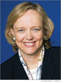 Meg Whitman ist neue HP-Chefin (Foto: Kress)