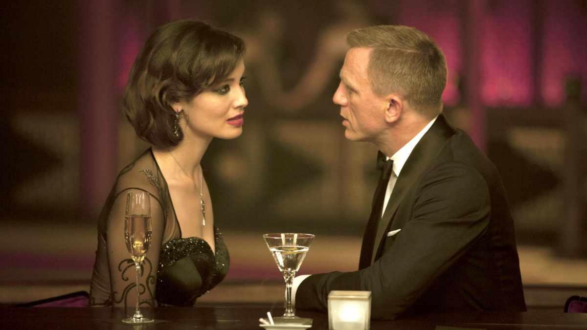 """Ausschnitt aus dem neuen James Bond Film """"Keine Zeit zu sterben""""."""